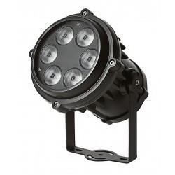 FRACTAL PAR LED 6x3 W IP65 oświetlenie LED PAR