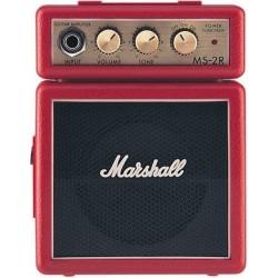 """Marshall MicroAmp MS-2R """"Red"""" miniwzmacniacz"""