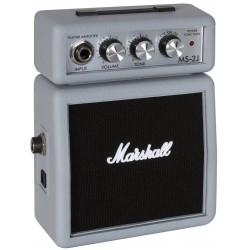 Marshall MicroStack MS-2J Silver Jubilee miniwzmacniacz