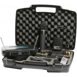 Novox 120NHPT system bezprzewodowy mikrofonowy