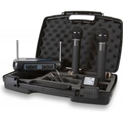 Novox 120NH system bezprzewodowy mikrofonowy