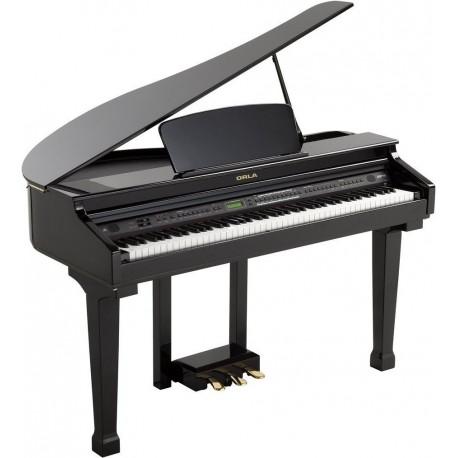 ORLA Grand 110 Black pianino cyfrowe