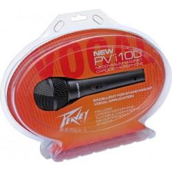 PEAVEY PVi 100 mikrofon dynamiczny wokalny + akcesoria