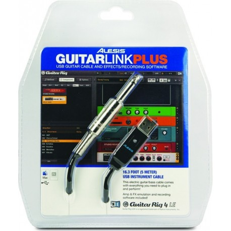 ALESIS GuitarLink Plus kabel interfejs USB