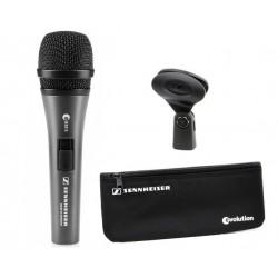 Sennheiser e835-s mikrofon dynamiczny wokalny karioidalny