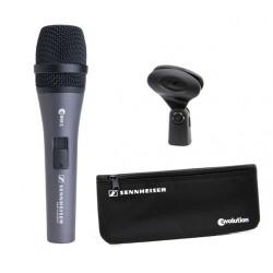 Sennheiser e845-s mikrofon dynamiczny wokalny superkardioidalny