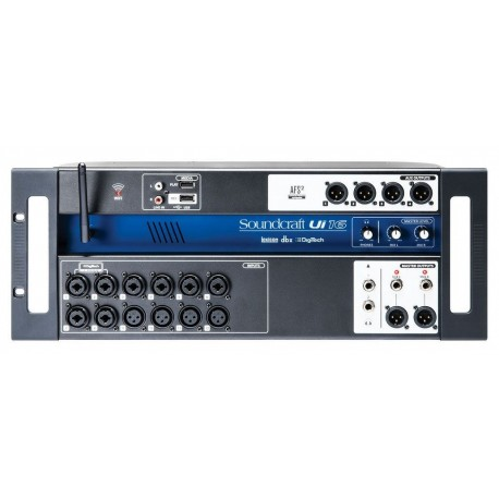 Soundcraft UI 16 mikser audio cyfrowy
