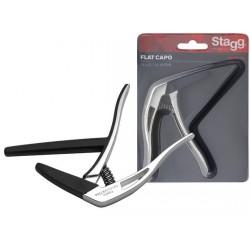 Stagg SCPX-FL CR kapodaster płaski do gitar klasycznych