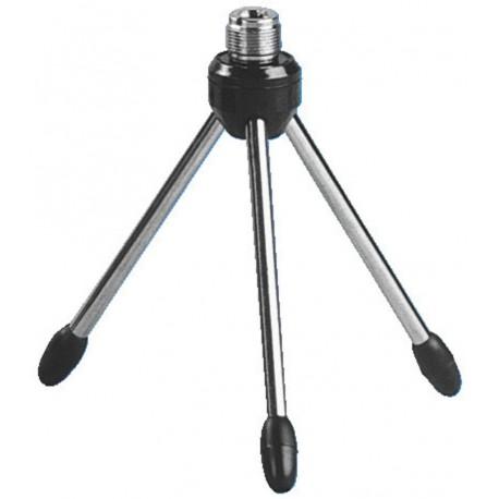IMG STAGELINE MS-4 mały statyw mikrofonowy stołowy