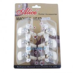 Alice AOD-017CP klucze do gitary klasycznej