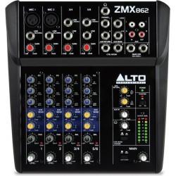 Alto Professional ZMX862 mikser audio analogowy