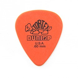 DUNLOP TORTEX 0.6 piórko gitarowe