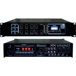 RH Sound DCB-120BC+ BT wzmacniacz 100V