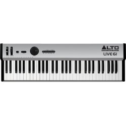Alto Professional Live 61 klawiatura MIDI