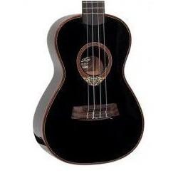 LAG U100C BLK ukulele