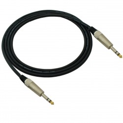 Red's MC 1530 - kabel mikrofonowy STANDARD 3m Jack 6,3 mm stereo/Jack 6,3 mm stereo