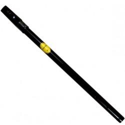 Feadog flażolet D w kolorze czarnym
