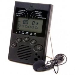 Cherub WSM-001A metronom elektroniczny ze słuchawkami