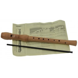 Hohner 9565 flet prosty sopranowy (renesans), chwytnia niemiecka