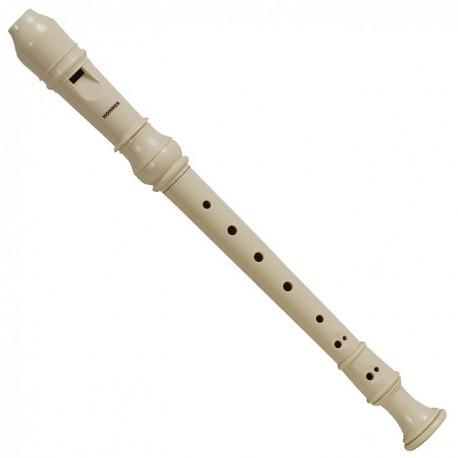 HOHNER 9318 flet plastikowy prosty 3-częściowy
