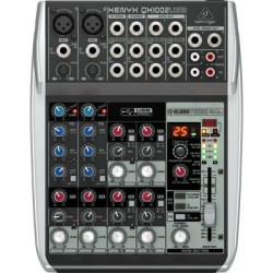 Behringer QX1002USB mikser analogowy