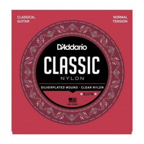 D Addario EJ27N struny do gitary klasycznej Normal 0,029 - 0,045