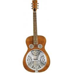 Epiphone Dobro Hound Dog Deluxe Roundneck gitara rezofoniczna