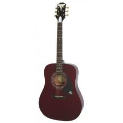 Epiphone PRO-1 Wine Red WR Gitara akustyczna 4/4