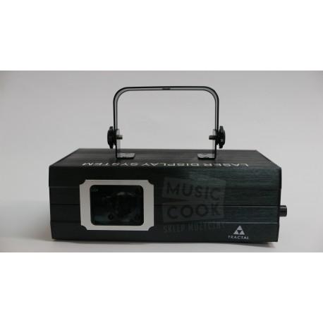 Fractal FL 1008 RG laser