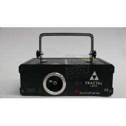 Fractal FL 400 RGB laser