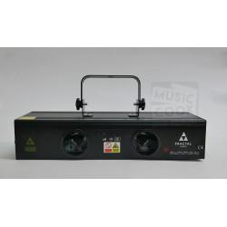 Fractal FL 205 RG laser