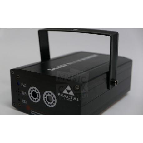 Fractal FL 120 RG laser