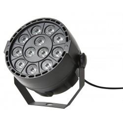 FRACTAL PAR LED 12x3 W oświetlenie LED PAR