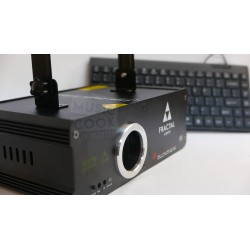 Fractal FL 500 RGB laser z klawiaturą