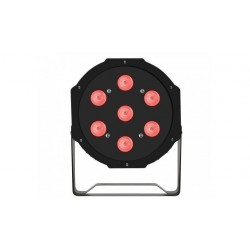 Fractal Lights LED PAR 7 x 9 W  (3 in 1)