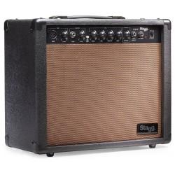 Stagg 40 AA R - combo akustyczne 40W