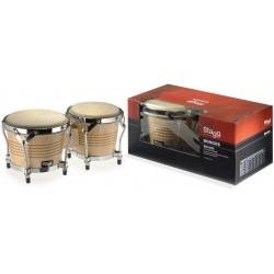Stagg BW 200 N - bongosy drewniane