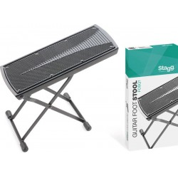 Stagg FOS Q1 BK - podnóżek gitarowy