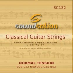 Soundsation SC132 NT - struny do gitary klasycznej