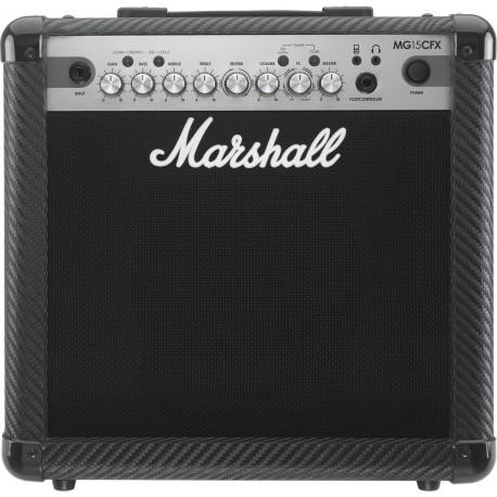 Marshall MG15CFX combo