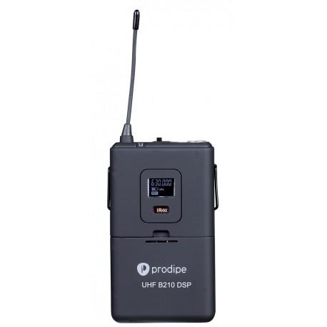 Prodipe B210DUO DSP UHF - system bezprzewodowy