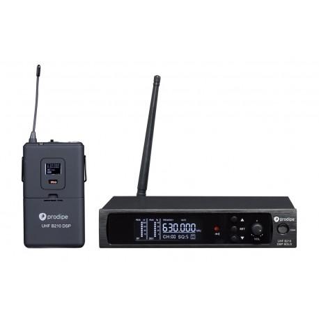 Prodipe B210SOLO DSP UHF - system bezprzewodowy