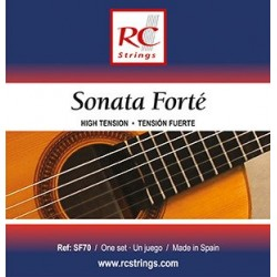 Royal Classics SF70 Sonata Forté - Struny do gitary klasycznej