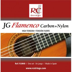 Royal Classics FLM40 JG Flamenco Carbon - Struny do gitary klasycznej