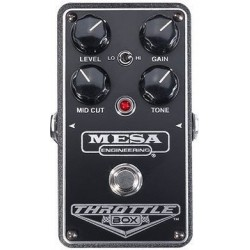Mesa Boogie Throttle kostka