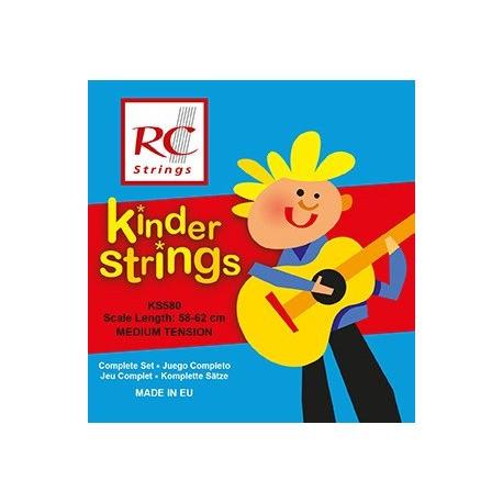 Royal Classics KS580 Childrens' guitar - Struny do gitar klasycznych dla dzieci