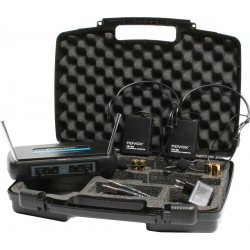 Novox 120PT system bezprzewodowy mikrofonowy