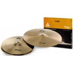 Stagg AXA SET - zestaw talerzy perkusyjnych