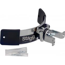 Stagg ML279 - podpórka na nogę do bębna marszowego