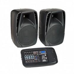 Soundsation BLUEPORT FX - zestaw nagłośnieniowy 2x100W
